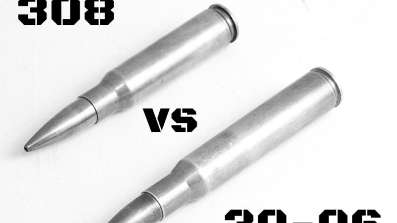 Czy długość ma znaczenie? Porównanie 308 vs 30-06