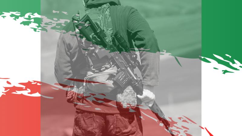 O Polaku który walczył w Czeczenii
