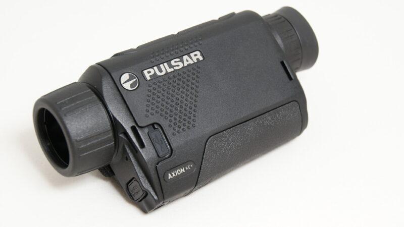 Pulsar Axion Key- test kieszonkowego termowizora