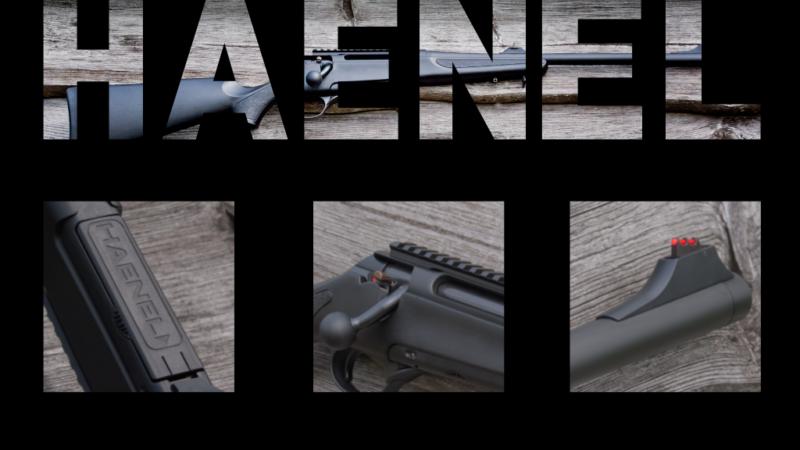 Test sztucera Haenel Jaeger 10 compact